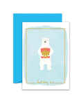 Greeting Card - GC2916-HAL050 - holiday HUG