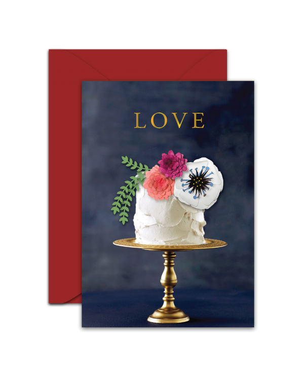 Greeting Card - GC2916-HAL087 - LOVE, To your wedding, To your life together, To both of you, CONGRATULATION