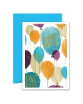 Greeting Card - GC2916-HAL003 - Happy Birthday