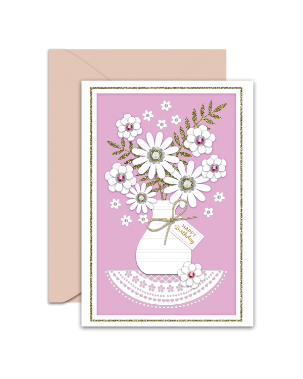 Greeting Card - GC2916-HAL010 - Happy Birthday