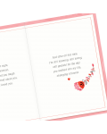 Greeting Card - GC2916-HAL034 - WITH YOU, it was love AT the first EVERTHING