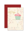 Greeting Card - GC2916-HAL065 - FOR My Wife