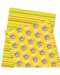 Wrapping Paper - WP4964-HAL006 - Baby Bear and Lolly Pop Candy