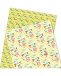 Wrapping Paper - WP4964-HAL010 - Ice Cream, Candy.